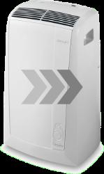 DeLonghi mobile Klimaanlage