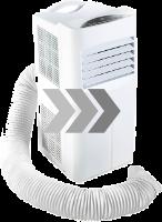 Sichler Mobile Klimaanlage